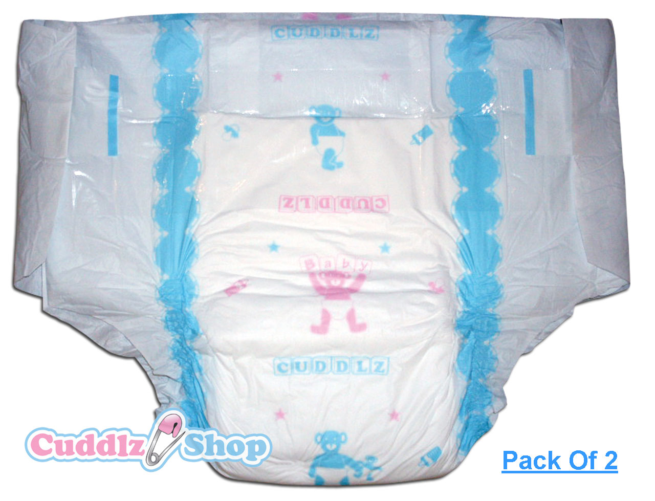 Topic, Adult printed diapers